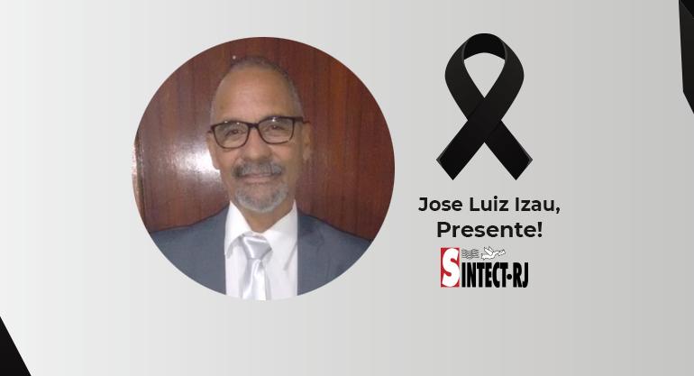 Nota de pesar pelo falecimento de Jose Luiz Izau