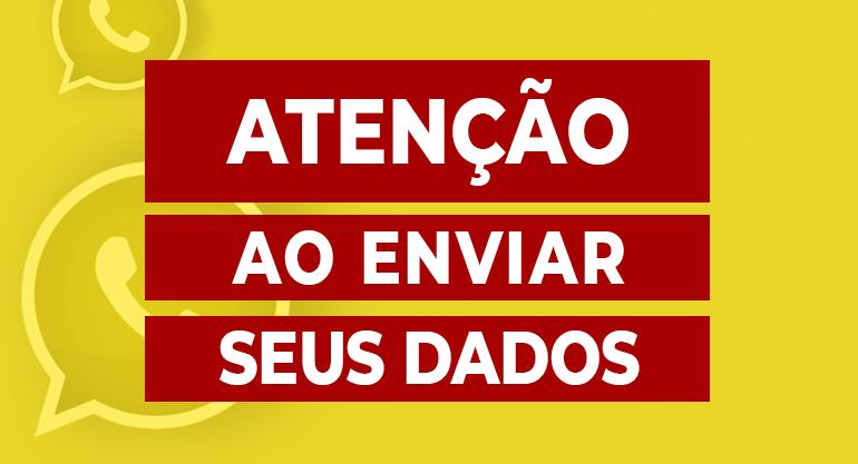 ATENÇÃO TRABALHADORES DOS CORREIOS DO RIO DE JANEIRO – NÃO INFORME DADOS PARA NÚMEROS ESTRANHOS