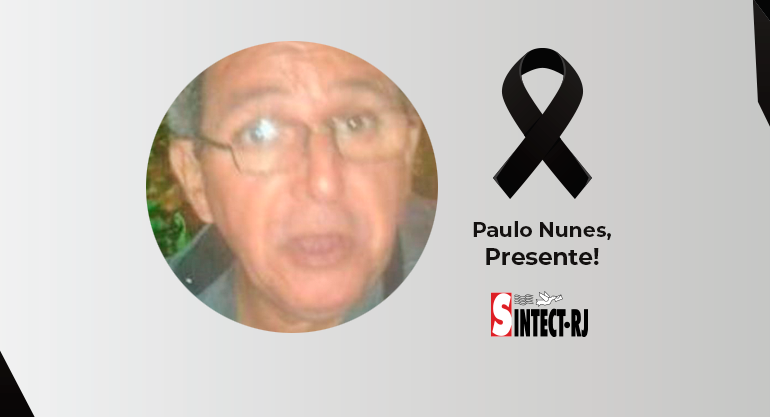 LUTO: Paulo Nunes