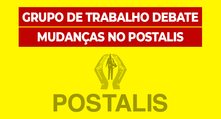 Direções da ECT e do Postalis querem mudança no plano prejudicial ao trabalhador