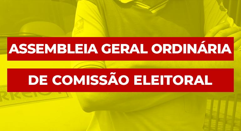 SINTECT-RJ convoca Assembleia para escolha da Comissão Eleitoral