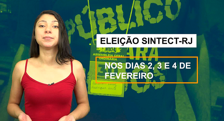Tutorial: Como votar na Urna Virtual da Eleição do Sintect-RJ