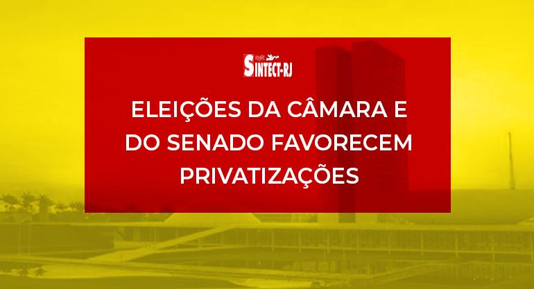 Governo quer usar eleição da presidência da Câmara e do Senado para privatizar os Correios e cortar direitos trabalhistas