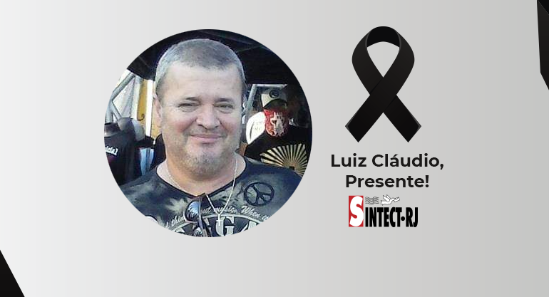 Luto: Luiz Cláudio