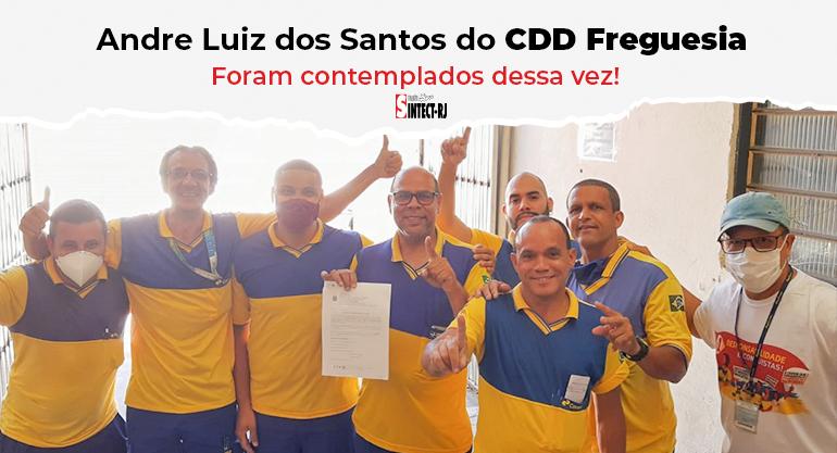 CDD Freguesia: Entregue mais um alvará de pagamento da ação do diferencial de mercado