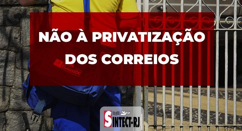 A farsa do projeto de privatização dos Correios: Como quer o governo, o estudo encomendado indicou entrega total do setor postal