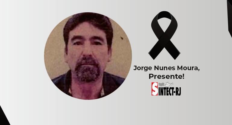 LUTO: Jorge Nunes Moura