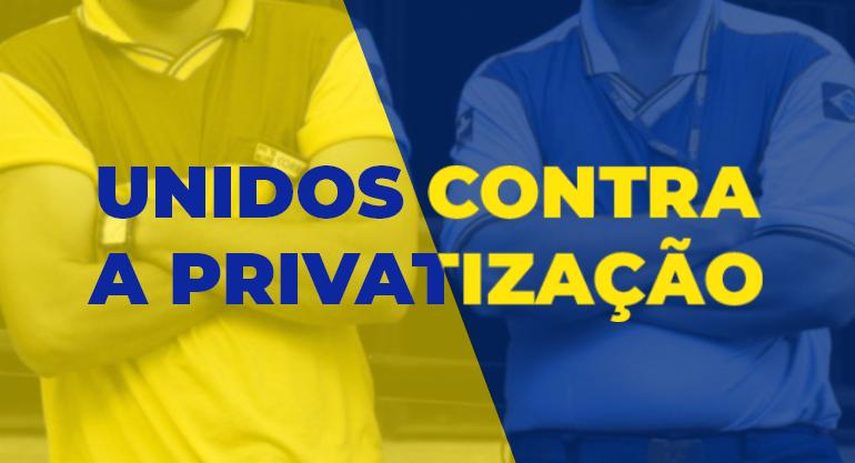 Privatizar é ilegal e prejudicial | Mais um partido reforça a ação pela inconstitucionalidade da venda dos Correios
