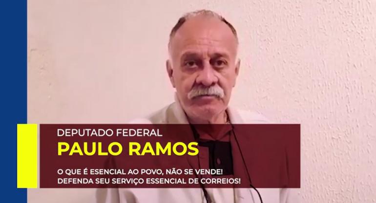 Dep. Paulo Ramos sobre fechamento da AC Central e venda dos…