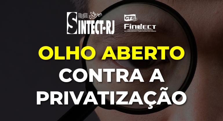 AliExpress vê a privatização dos Correios como uma ameaça