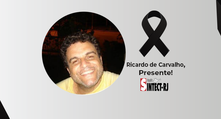 LUTO: Ricardo de Carvalho